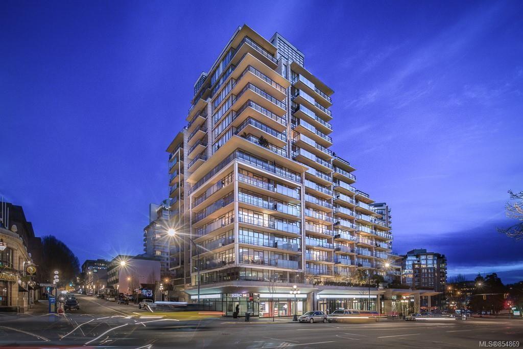 Main Photo: 302 708 Burdett Ave in : Vi Downtown Condo for sale (Victoria)  : MLS®# 854869