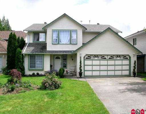 Main Photo: 9542 215B ST in Langley: Walnut Grove House for sale : MLS®# F2514616