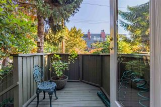 Photo 6: 1605 MAPLE Street in Vancouver: Kitsilano Townhouse for sale (Vancouver West)  : MLS®# R2512714