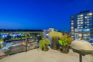 """Photo 22: 2102 610 VICTORIA Street in New Westminster: Downtown NW Condo for sale in """"The Point"""" : MLS®# R2611211"""