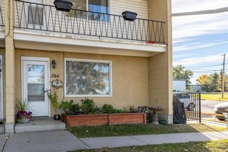 Photo 27: 386 2211 19 Street NE in Calgary: Vista Heights Row/Townhouse for sale : MLS®# A1149478