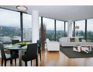 "Photo 8: 1208 400 CAPILANO Road in Port Moody: Port Moody Centre Condo for sale in ""ARIA 2"" : MLS®# V812614"