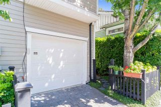 """Photo 26: 876 W 15TH Avenue in Vancouver: Fairview VW Townhouse for sale in """"Redbricks I"""" (Vancouver West)  : MLS®# R2506107"""