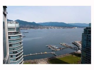 """Photo 2: 2804 - 1205 W. Hastings Street in Vancouver: Coal Harbour Condo for sale in """"CIELO"""" (Vancouver West)  : MLS®# V817933"""