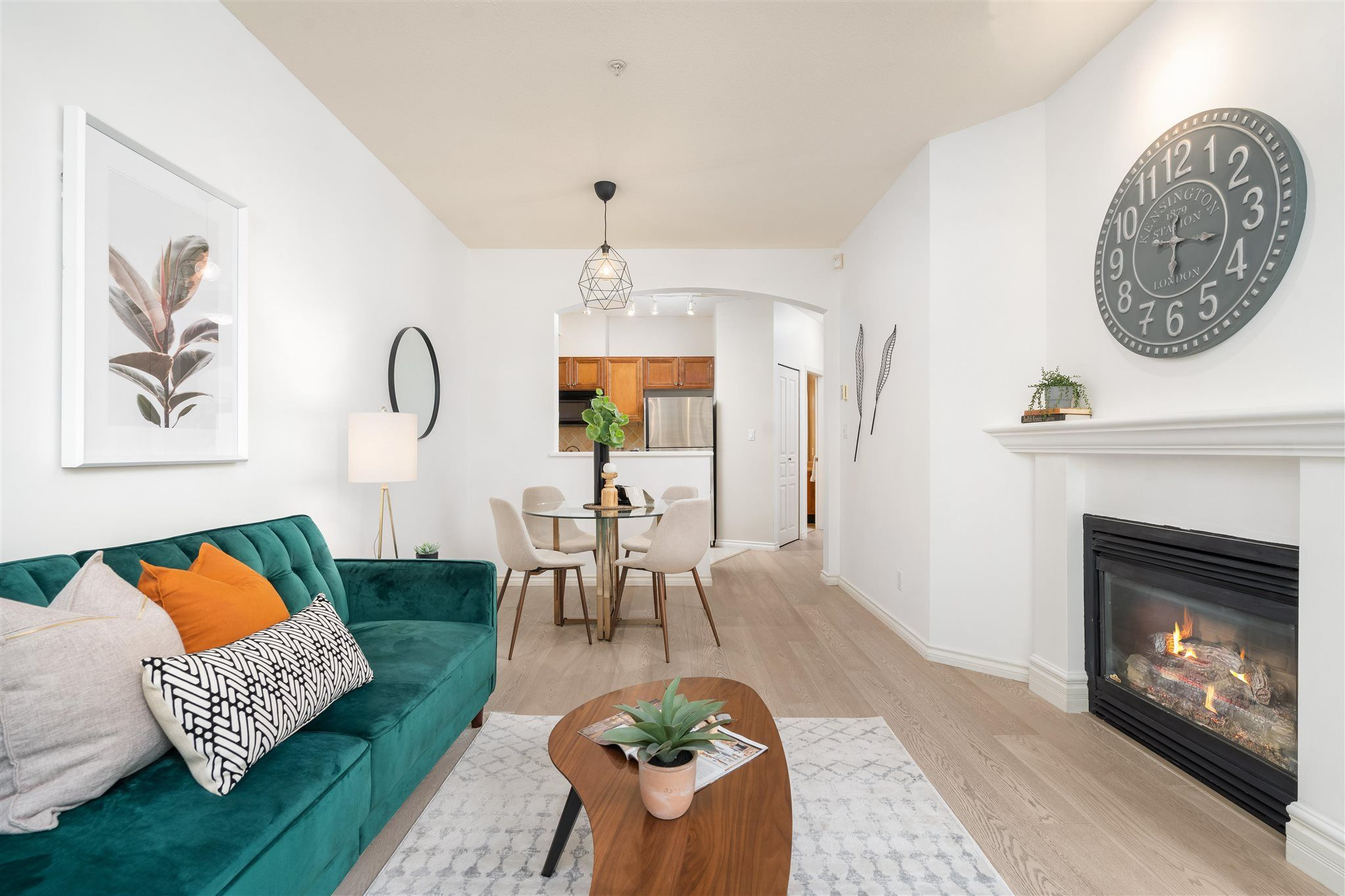 """Main Photo: 104 2175 SALAL Drive in Vancouver: Kitsilano Condo for sale in """"Sovana"""" (Vancouver West)  : MLS®# R2604772"""
