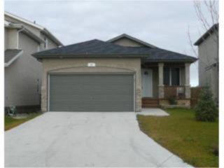 Main Photo: 47 NORDSTROM Drive in WINNIPEG: Windsor Park / Southdale / Island Lakes Residential for sale (South East Winnipeg)  : MLS®# 1000228