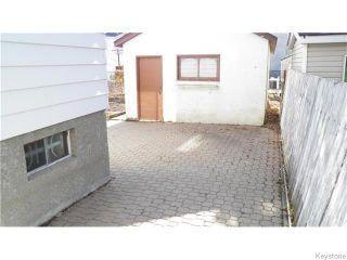 Photo 18: 286 Horace Street in WINNIPEG: St Boniface Residential for sale (South East Winnipeg)  : MLS®# 1528859