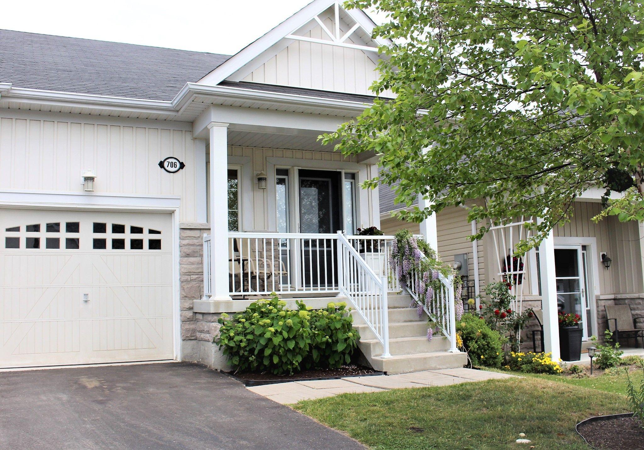Main Photo: 706 Henderson Drive in Cobourg: Condo for sale : MLS®# X5290750