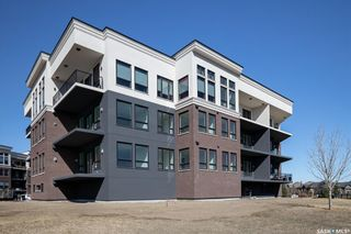 Photo 4: 110 408 Cartwright Street in Saskatoon: The Willows Residential for sale : MLS®# SK851989