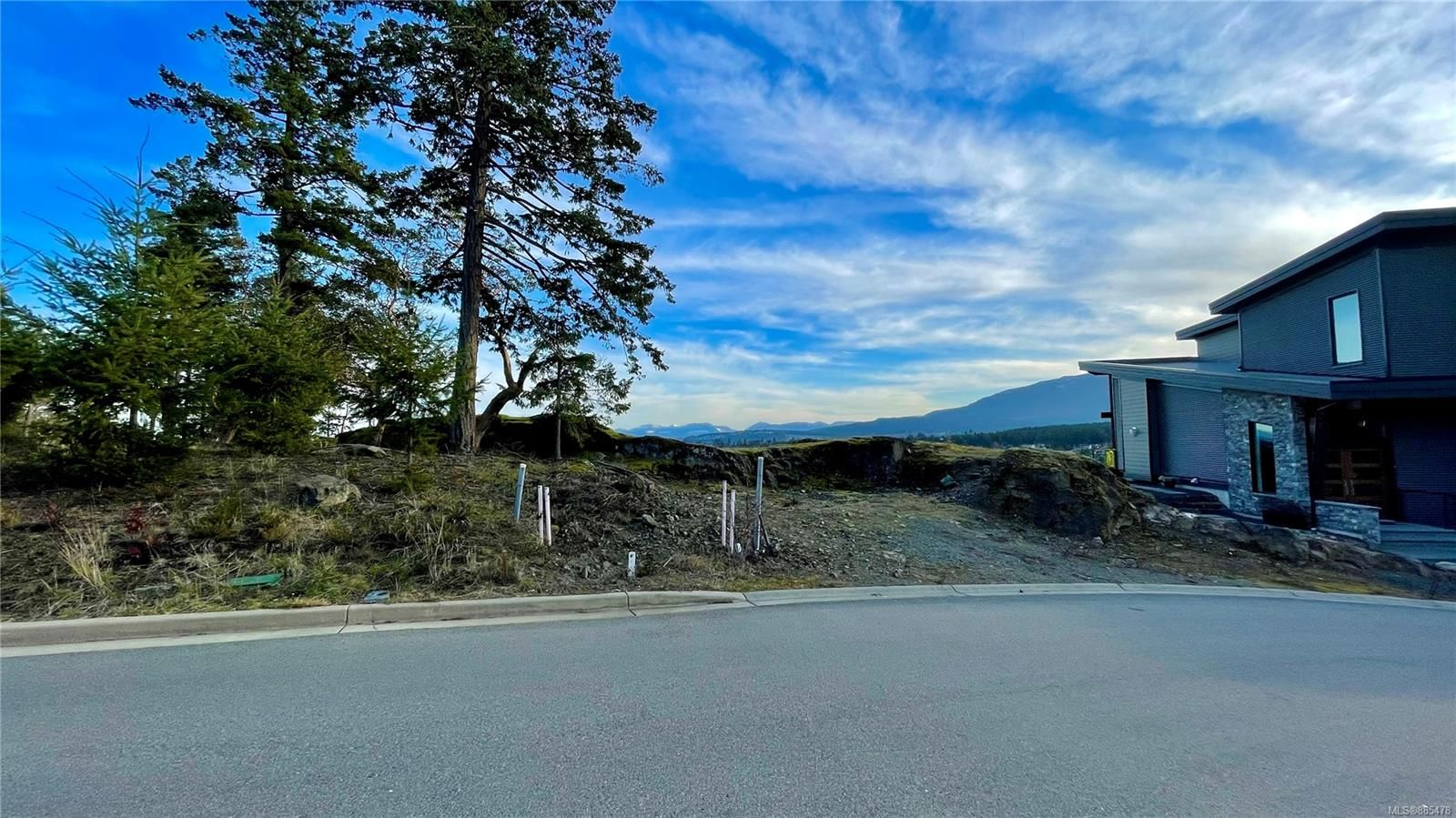 Photo 6: Photos: 103 Amphion Terr in : Na Departure Bay Land for sale (Nanaimo)  : MLS®# 885478