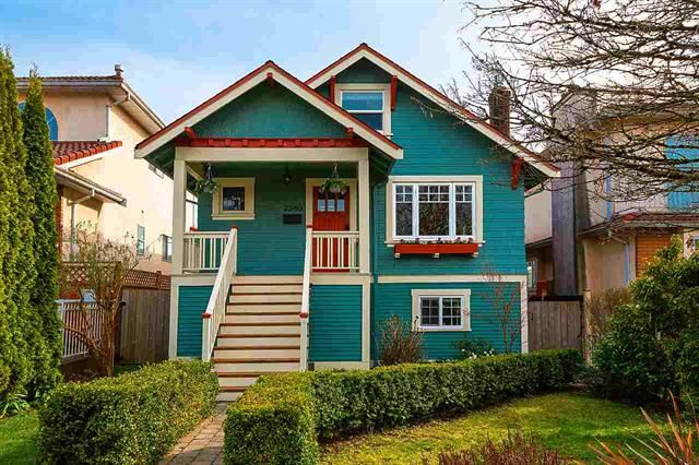Main Photo: 2540 Dundas Street in Vancouver: Hastings Sunrise House for sale (Vancouver East)  : MLS®# R2560524