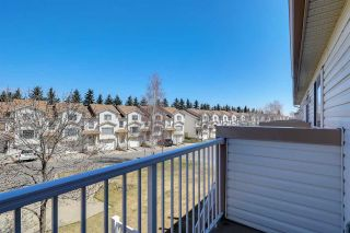 Photo 38: 27 9630 176 Street in Edmonton: Zone 20 Townhouse for sale : MLS®# E4240806