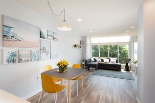"""Photo 6: 306 5 K DE K Court in New Westminster: Quay Condo for sale in """"Quayside Terrace"""" : MLS®# R2585384"""