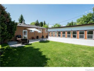 Photo 19: 21 Triton Bay in Winnipeg: St Vital Residential for sale (South East Winnipeg)  : MLS®# 1615029