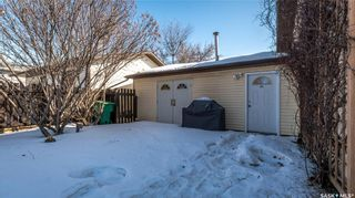 Photo 40: 122 Stacey Crescent in Saskatoon: Dundonald Residential for sale : MLS®# SK803368