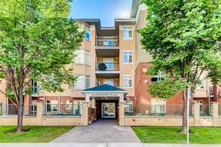 Photo 2: 209 5720 2 Street SW in Calgary: Manchester Apartment for sale : MLS®# A1125614