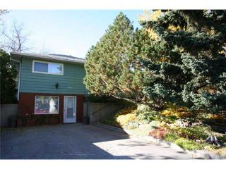 Photo 1: 7111 HUNTERWOOD Road NW in CALGARY: Huntington Hills Residential Detached Single Family for sale (Calgary)  : MLS®# C3588597