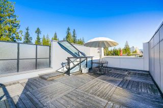 """Photo 29: 311 9350 UNIVERSITY HIGH Street in Burnaby: Simon Fraser Univer. Townhouse for sale in """"LIFT"""" (Burnaby North)  : MLS®# R2575953"""
