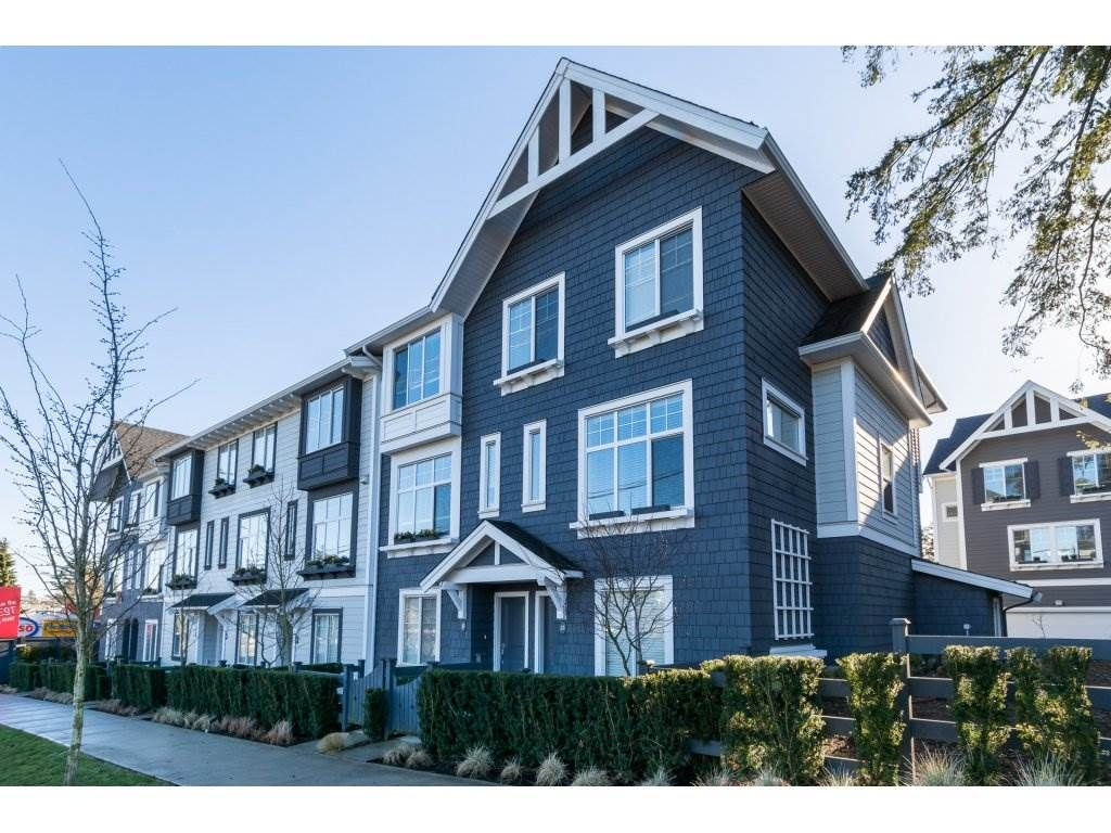 """Main Photo: 25 15128 24 Avenue in Surrey: Sunnyside Park Surrey Townhouse for sale in """"Semiahmoo Trail"""" (South Surrey White Rock)  : MLS®# R2133740"""