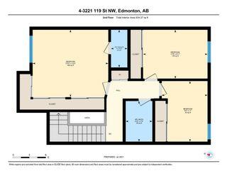 Photo 3: 4 3221 119 Street in Edmonton: Zone 16 Townhouse for sale : MLS®# E4254079