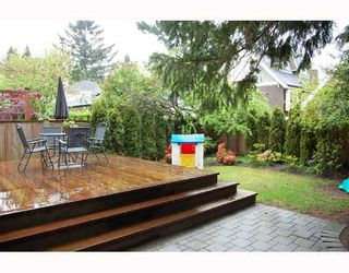 """Photo 5: 875 W 24TH Avenue in Vancouver: Cambie House for sale in """"DOUGLAS PARK"""" (Vancouver West)  : MLS®# V722900"""