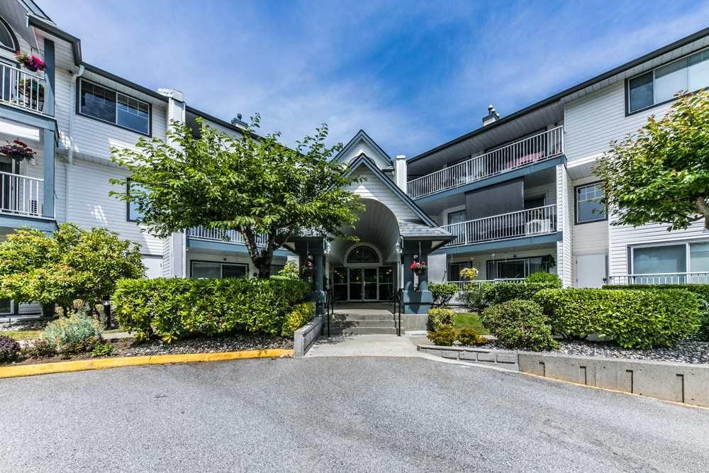 "Main Photo: 203 11601 227 Street in Maple Ridge: East Central Condo for sale in ""CASTLEMOUNT"" : MLS®# R2383867"