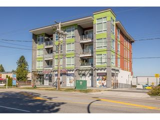"Photo 3: 405 8488 160 Street in Surrey: Fleetwood Tynehead Condo for sale in ""Oasis"" : MLS®# R2616721"