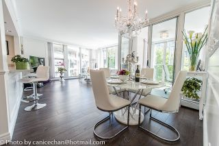 Photo 6: 201 1228 MARINASIDE CRESCENT in Vancouver: Yaletown Condo for sale (Vancouver West)  : MLS®# R2128055