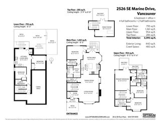 Photo 40: 2526 SE MARINE Drive in Vancouver: South Marine House for sale (Vancouver East)  : MLS®# R2556122