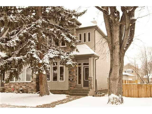 Main Photo:  in CALGARY: Mount Pleasant House for sale (Calgary)  : MLS®# C3505360