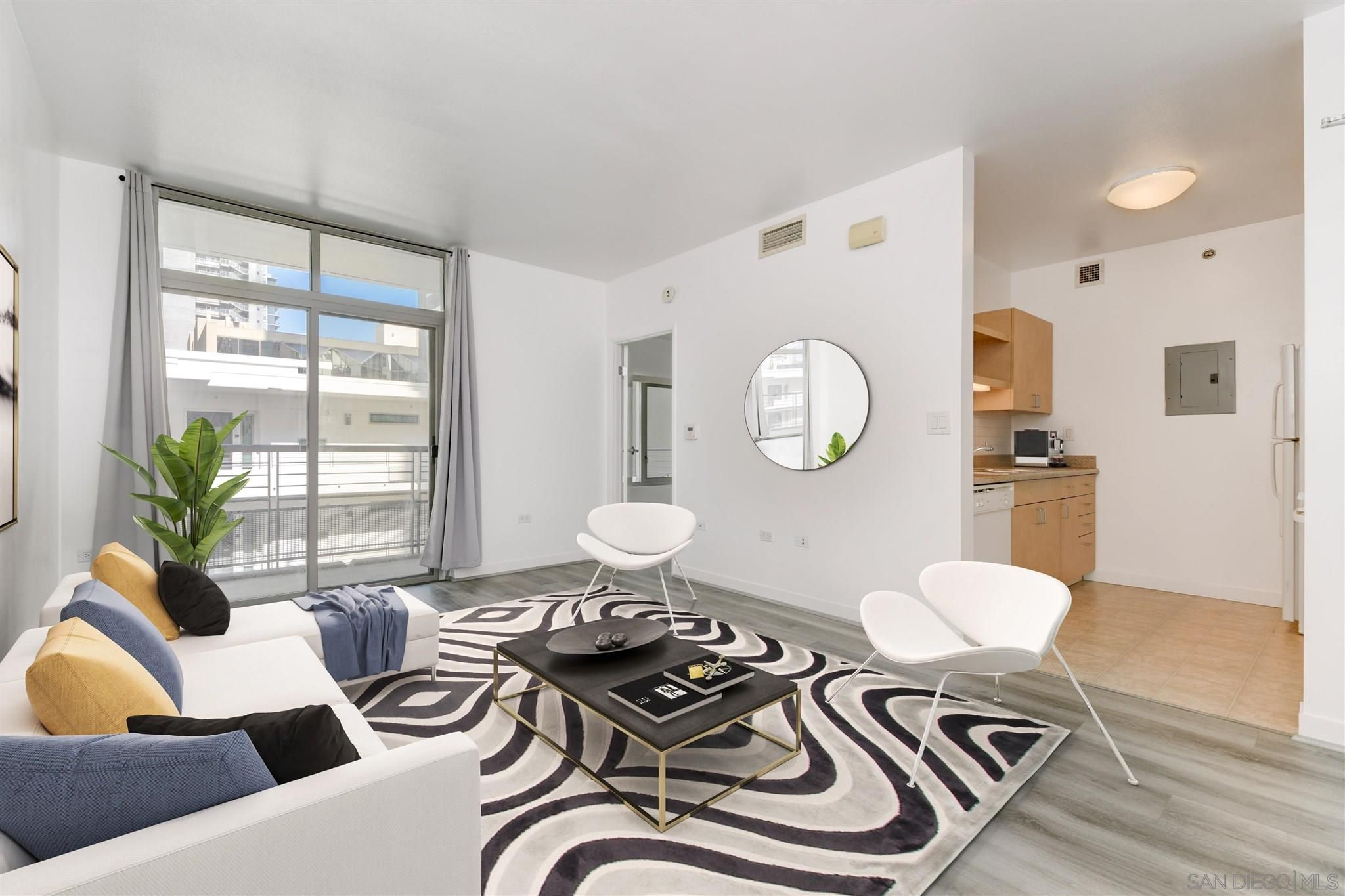 Main Photo: DOWNTOWN Condo for sale : 1 bedrooms : 425 W Beech St #536 in San Diego