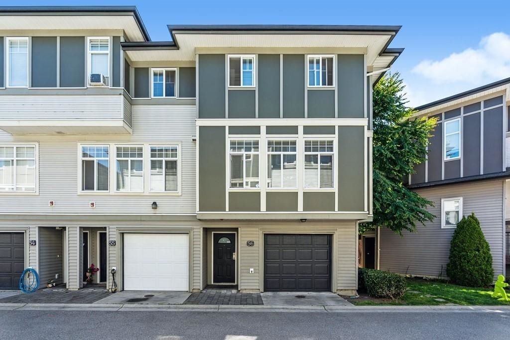"""Main Photo: 56 1010 EWEN Avenue in New Westminster: Queensborough Townhouse for sale in """"WINDSOR MEWS"""" : MLS®# R2597188"""