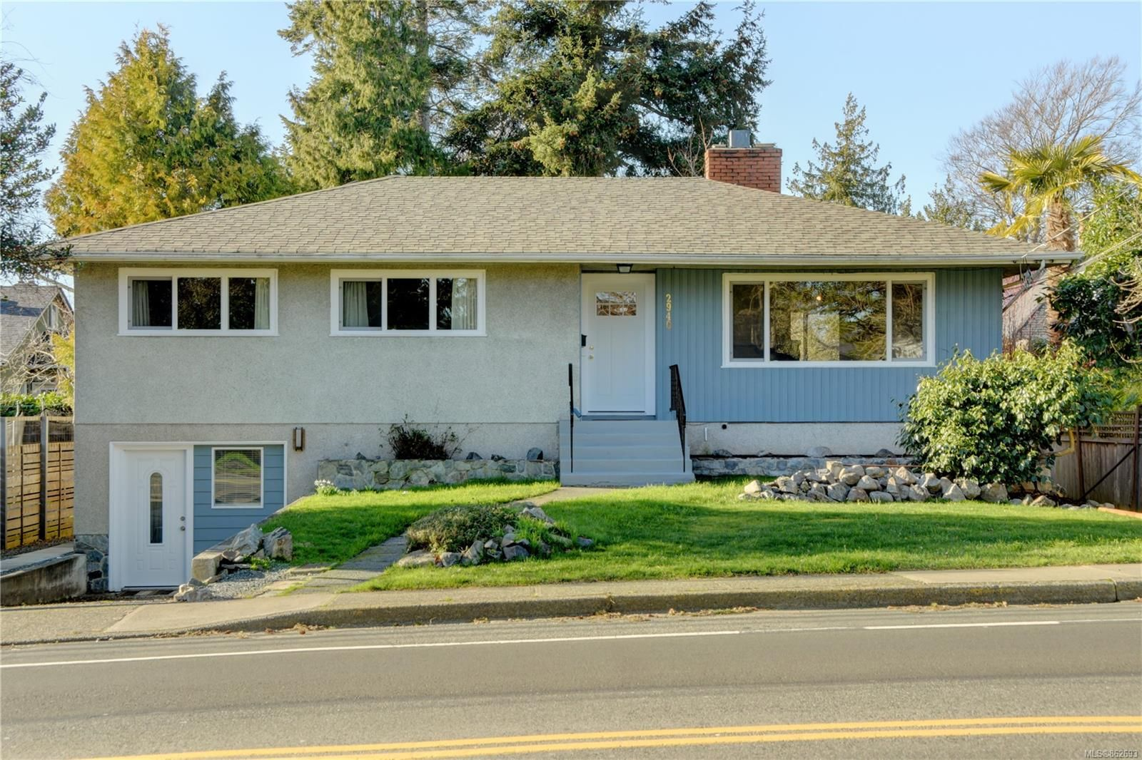 Main Photo: 2940 Foul Bay Rd in : SE Camosun House for sale (Saanich East)  : MLS®# 862693