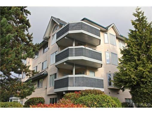Main Photo: 307 2900 Orillia St in VICTORIA: SW Gorge Condo for sale (Saanich West)  : MLS®# 623055