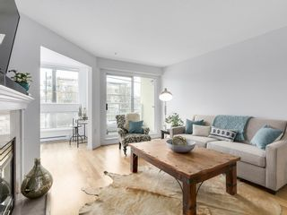 Photo 7: 211 2105 West 42nd Ave in The Brownstone: Home for sale