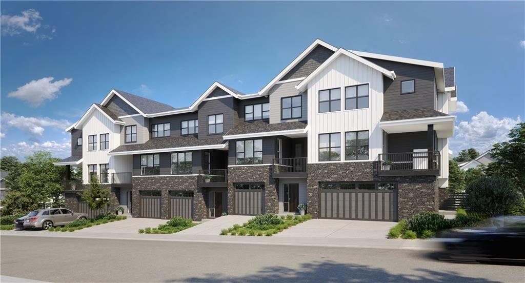 Main Photo: 58 Crestridge Common SW in Calgary: Crestmont Row/Townhouse for sale : MLS®# C4295972