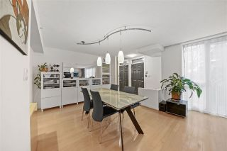 """Photo 10: 1476 W 5TH Avenue in Vancouver: False Creek Townhouse for sale in """"CARRARA OF PORTICO VILLAGE"""" (Vancouver West)  : MLS®# R2561244"""
