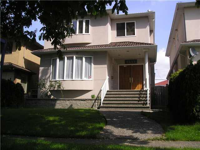 Main Photo: 1611 W 65TH AVENUE in : S.W. Marine House for sale : MLS®# V830134