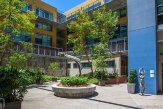 Photo 21: DOWNTOWN Condo for sale : 1 bedrooms : 350 11th Avenue #134 in San Diego