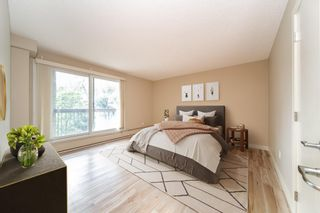 Photo 12: 306 9715 110 Street in Edmonton: Zone 12 Condo for sale : MLS®# E4255526