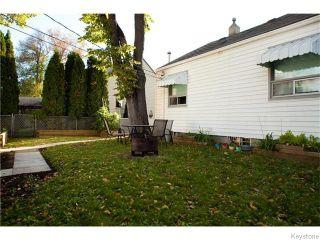 Photo 17: 307 Truro Street in Winnipeg: Deer Lodge Residential for sale (5E)  : MLS®# 1625691