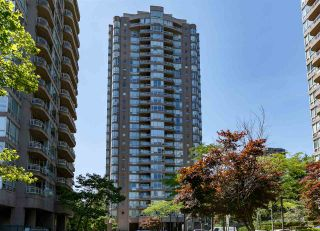 Photo 1: 2602 9603 MANCHESTER Drive in Burnaby: Cariboo Condo for sale (Burnaby North)  : MLS®# R2183185