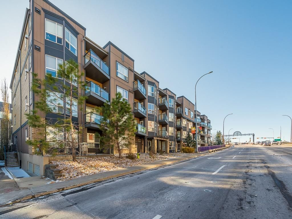 Main Photo: 207 2420 34 Avenue SW in Calgary: South Calgary Apartment for sale : MLS®# C4274549
