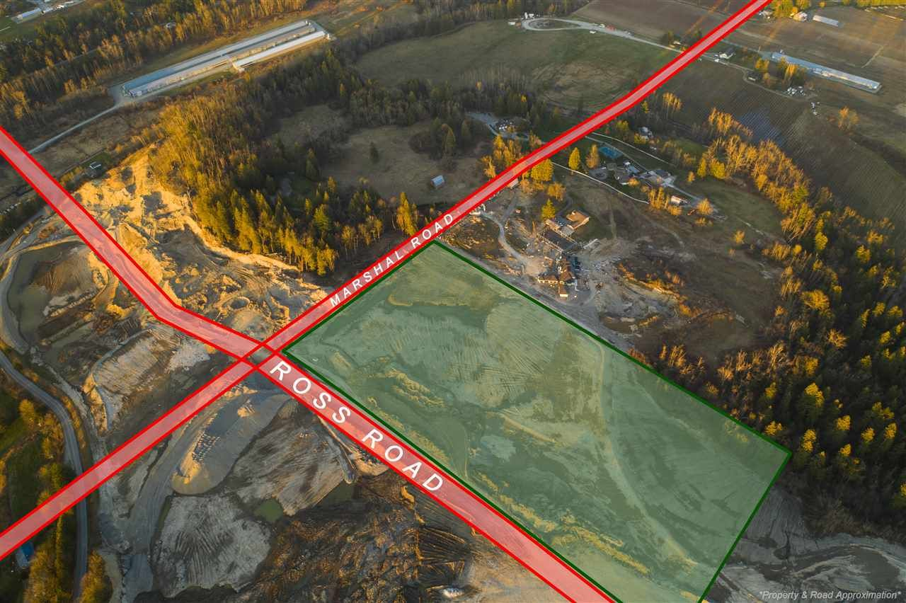 Main Photo: 29694 MARSHALL ROAD EXT in Abbotsford: Aberdeen Land for sale : MLS®# R2445456