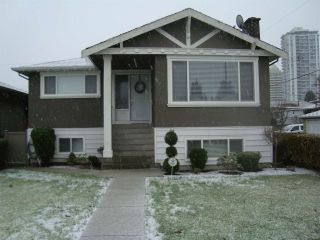 Photo 1: 6732 ELWELL Street in Burnaby: Highgate House for sale (Burnaby South)  : MLS®# R2020992