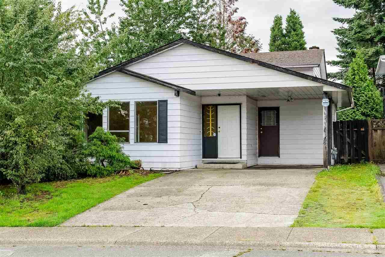 """Main Photo: 3146 BOWEN Drive in Coquitlam: New Horizons House for sale in """"NEW HORIZONS"""" : MLS®# R2406965"""