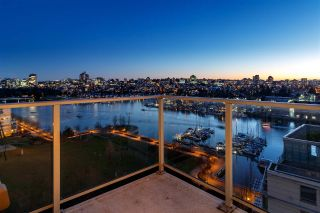 Photo 18: 1601 638 BEACH CRESCENT in Vancouver: Yaletown Condo for sale (Vancouver West)  : MLS®# R2339622