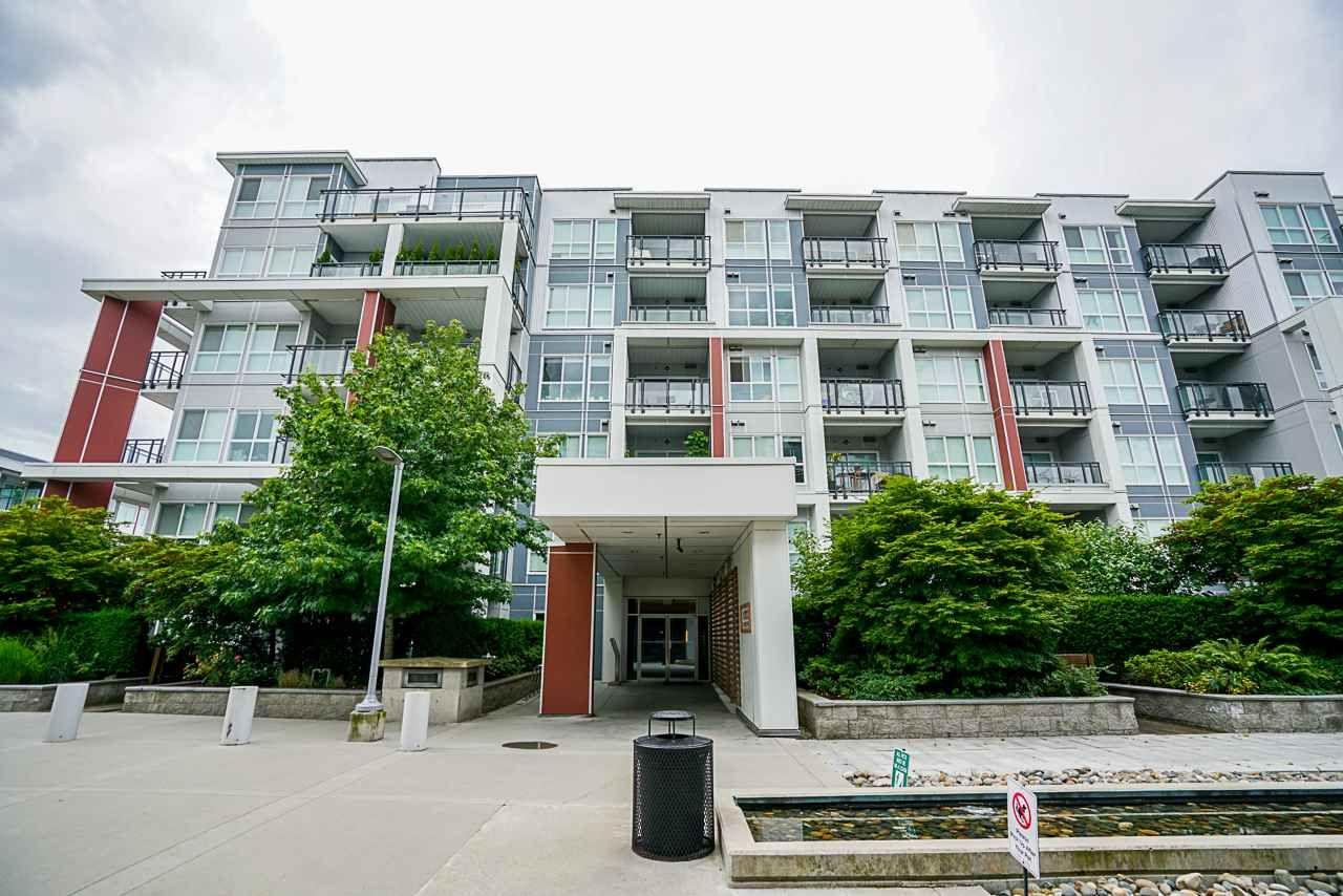 """Main Photo: 603 10033 RIVER Drive in Richmond: Bridgeport RI Condo for sale in """"Parc Riviera"""" : MLS®# R2471033"""