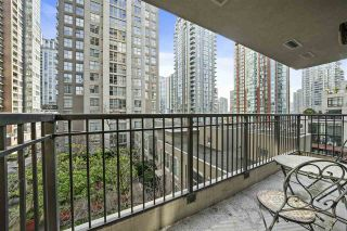"Photo 22: 605 989 RICHARDS Street in Vancouver: Downtown VW Condo for sale in ""The Modrian"" (Vancouver West)  : MLS®# R2561153"