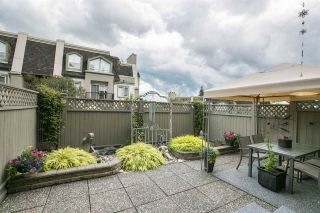 """Photo 16: 101 219 BEGIN Street in Coquitlam: Maillardville Townhouse for sale in """"PLACE FOUNTAINEBLEU"""" : MLS®# R2090733"""